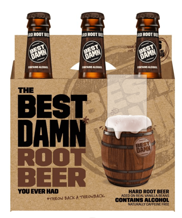 AB-InBev Best Damn Root Beer