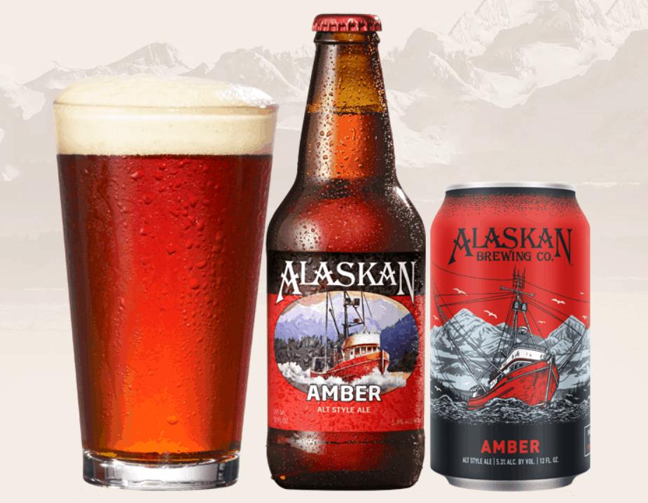 Alaskan Amber Altbier