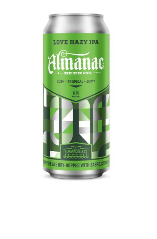 Almanac Love Haze IPA