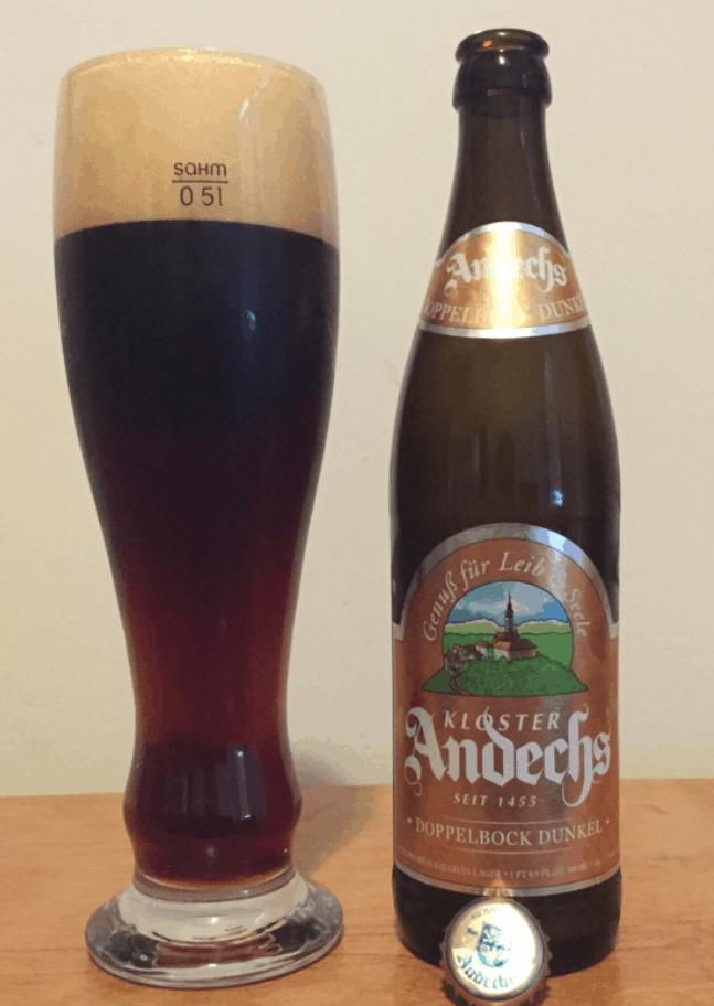 Andechser Doppelbock Dunkel