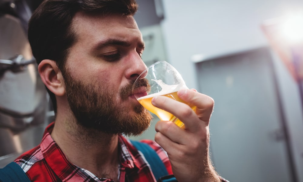 Are There Any Benefits of Drinking Small Beer