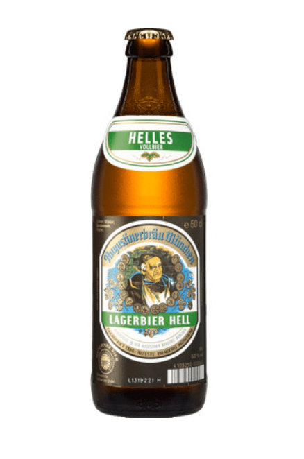 Augustiner Lagerbier Hell