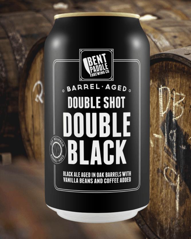 Barrel-Aged Double Shot Double Black