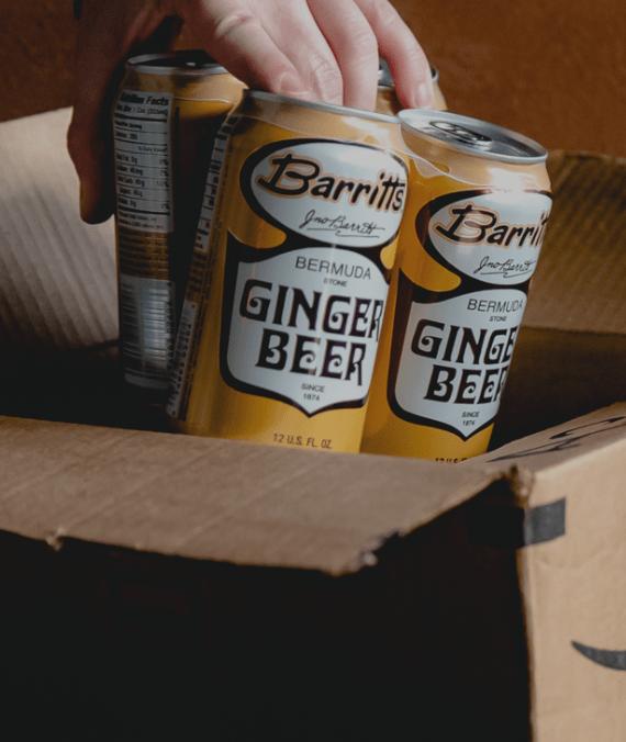 Barritt's Ginger Beer