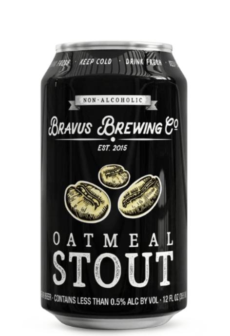 Bravus Oatmeal Stout