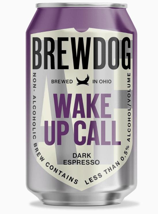 Brewdog Wake Up Call