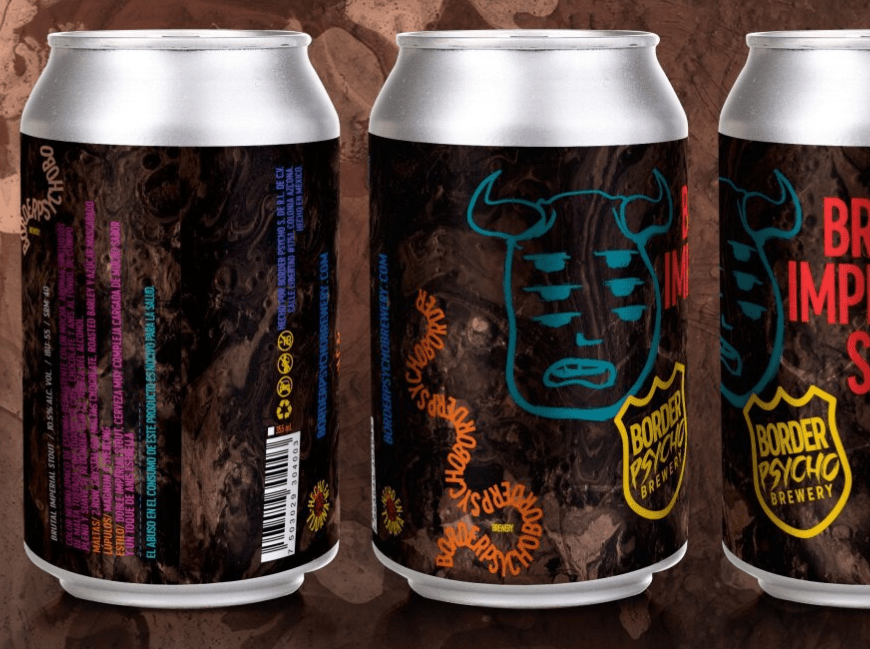 Brutal Imperial Stout