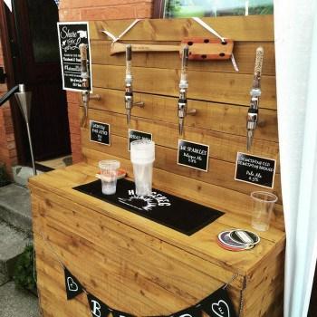 Building a party bar