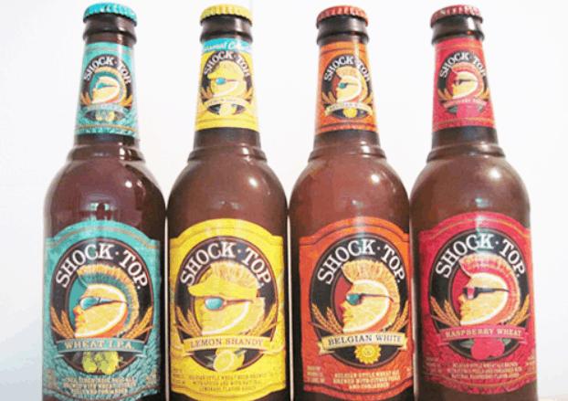 Calorie Content in Shock Top Beers