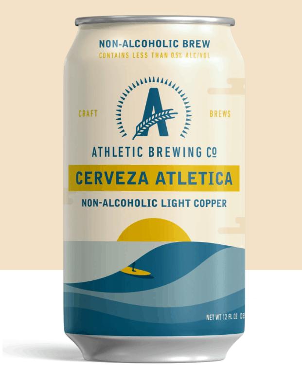 Cerveza Atletica