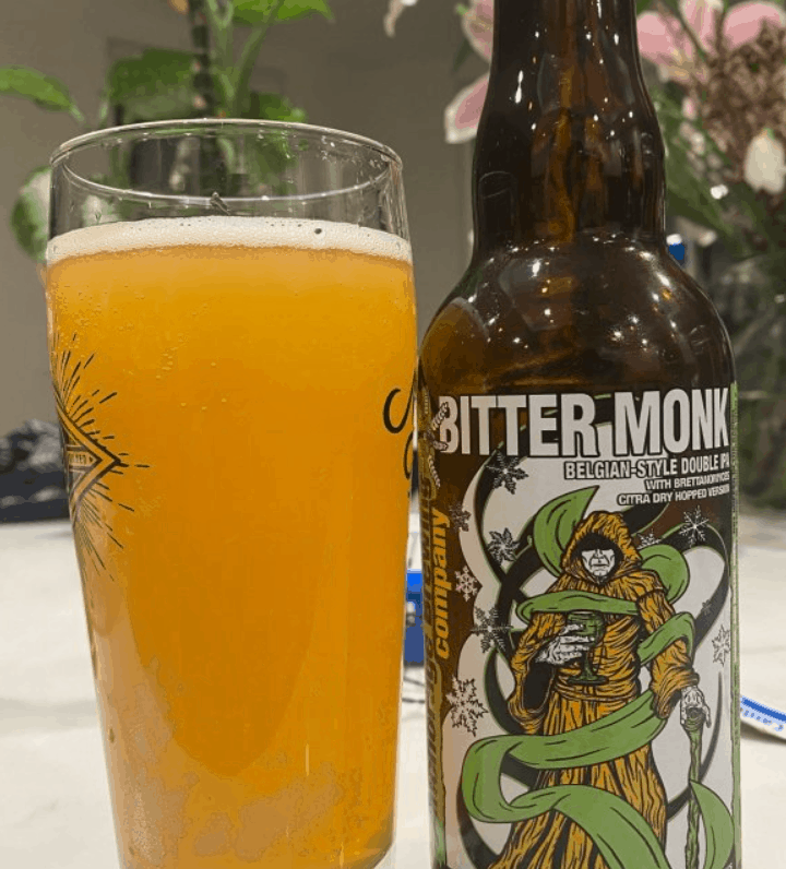 Citra Bitter Monk
