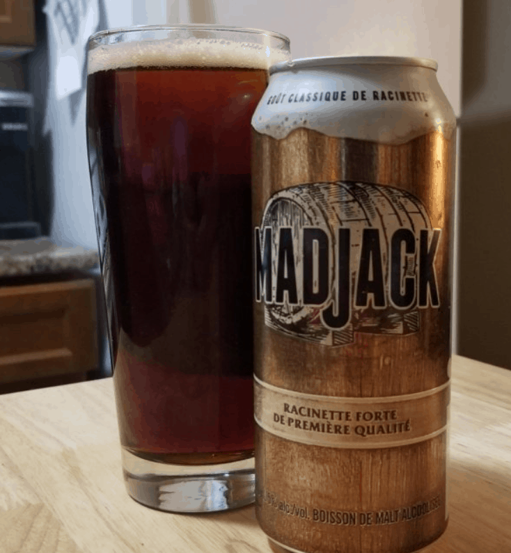 Coors Mad Jack Hard Root Beer