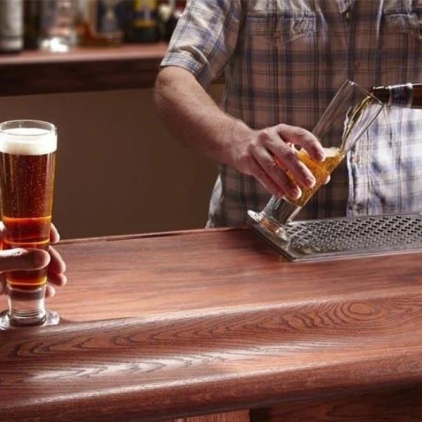 DIY Bar How to Build a Homemade Bar