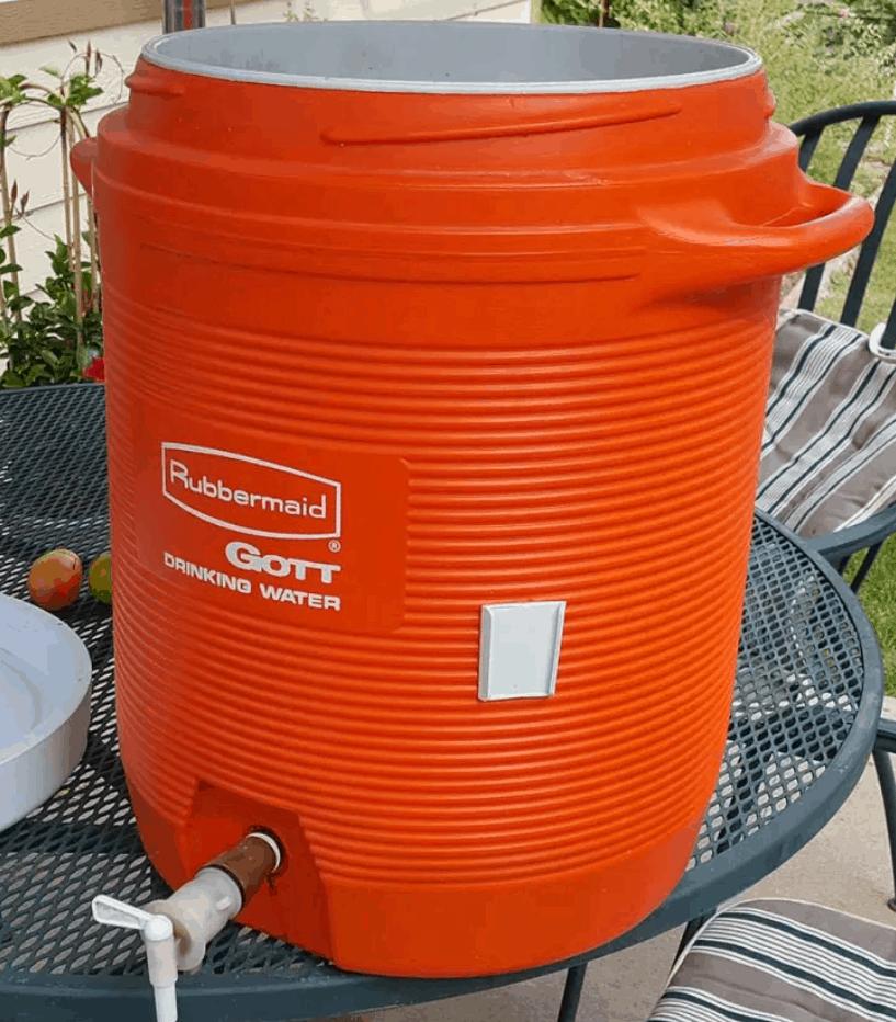 DIY Making Your Own Cooler Mash Tun