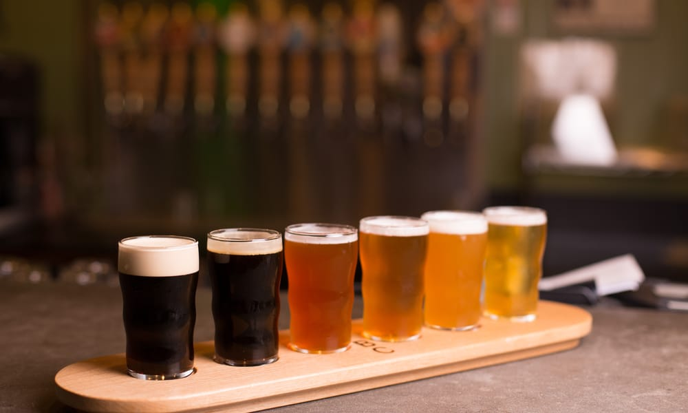 Different Beer Types