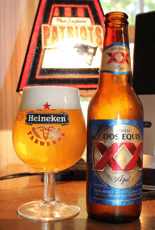 Dos Equis Azul