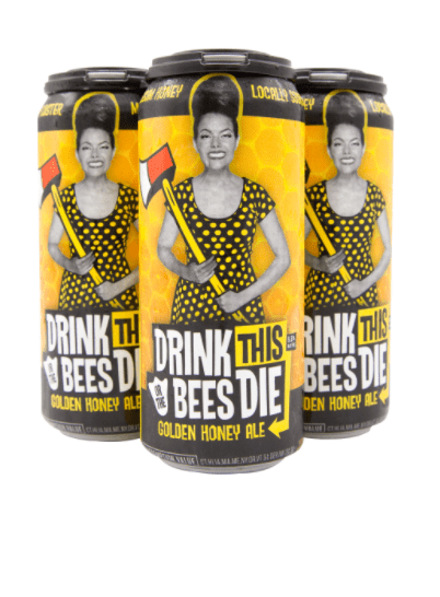 Drink This Or The Bees Die
