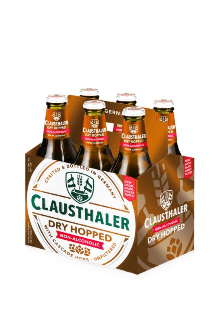 Dry-Hopped Clausthaler