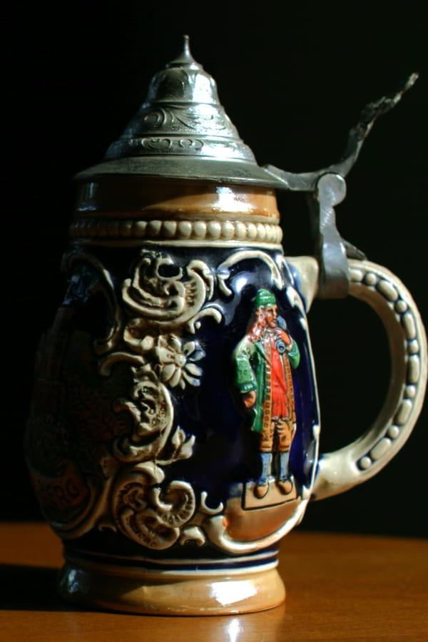 German Beer Stein History