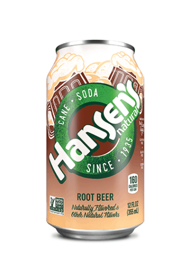 Hansen's Root Beer