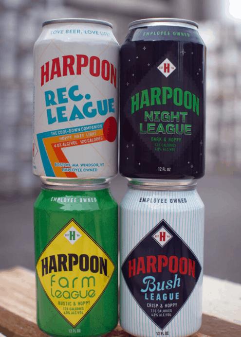Harpoon League