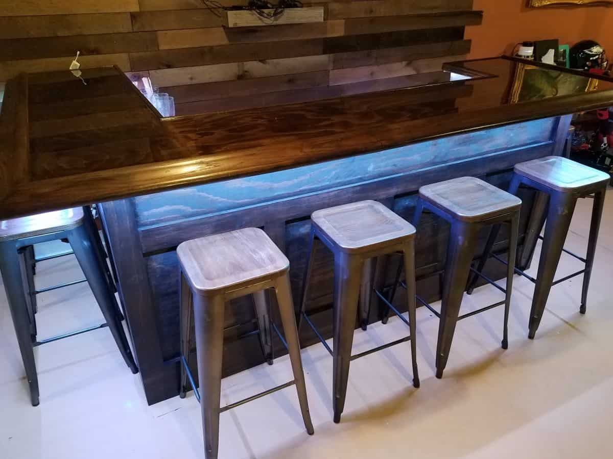 How to Build a Home Bar – DIY Step by Step Guide
