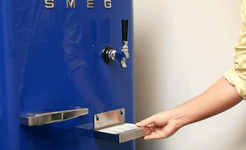 How to Convert a Fridge into a Kegerator