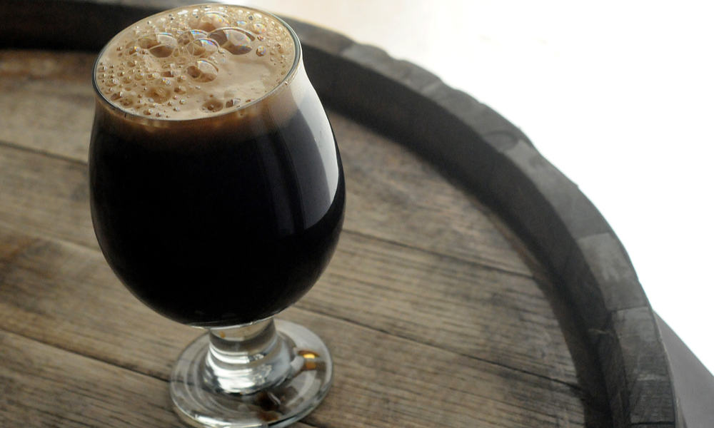 How to serve stout