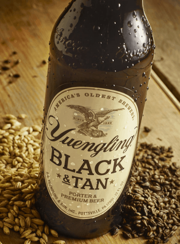 In Yuengling Black And Tan