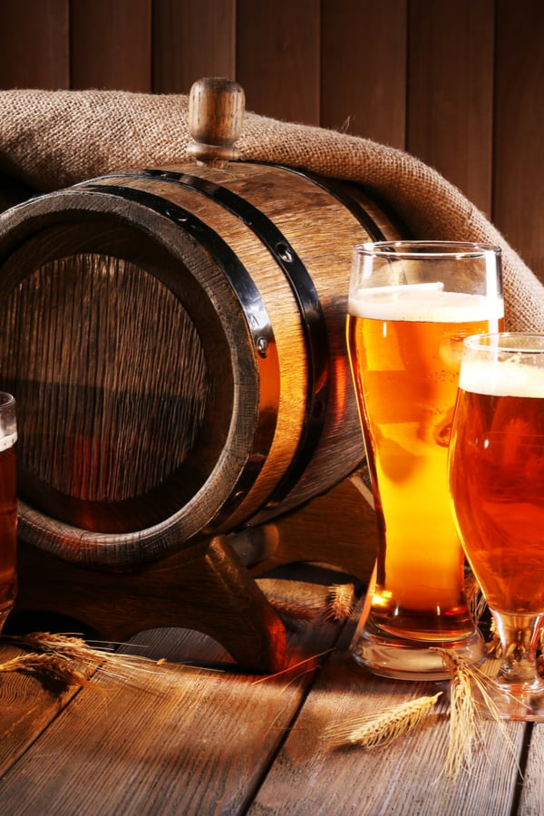 Is draft beer the same as real ale