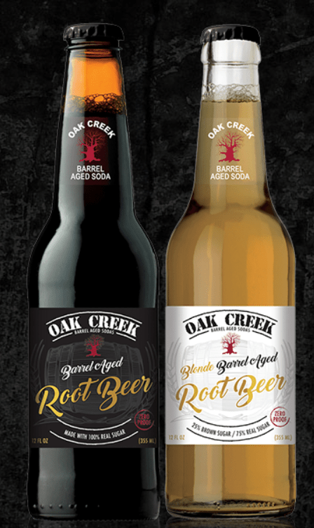 Oak Creek Blonde Root Beer