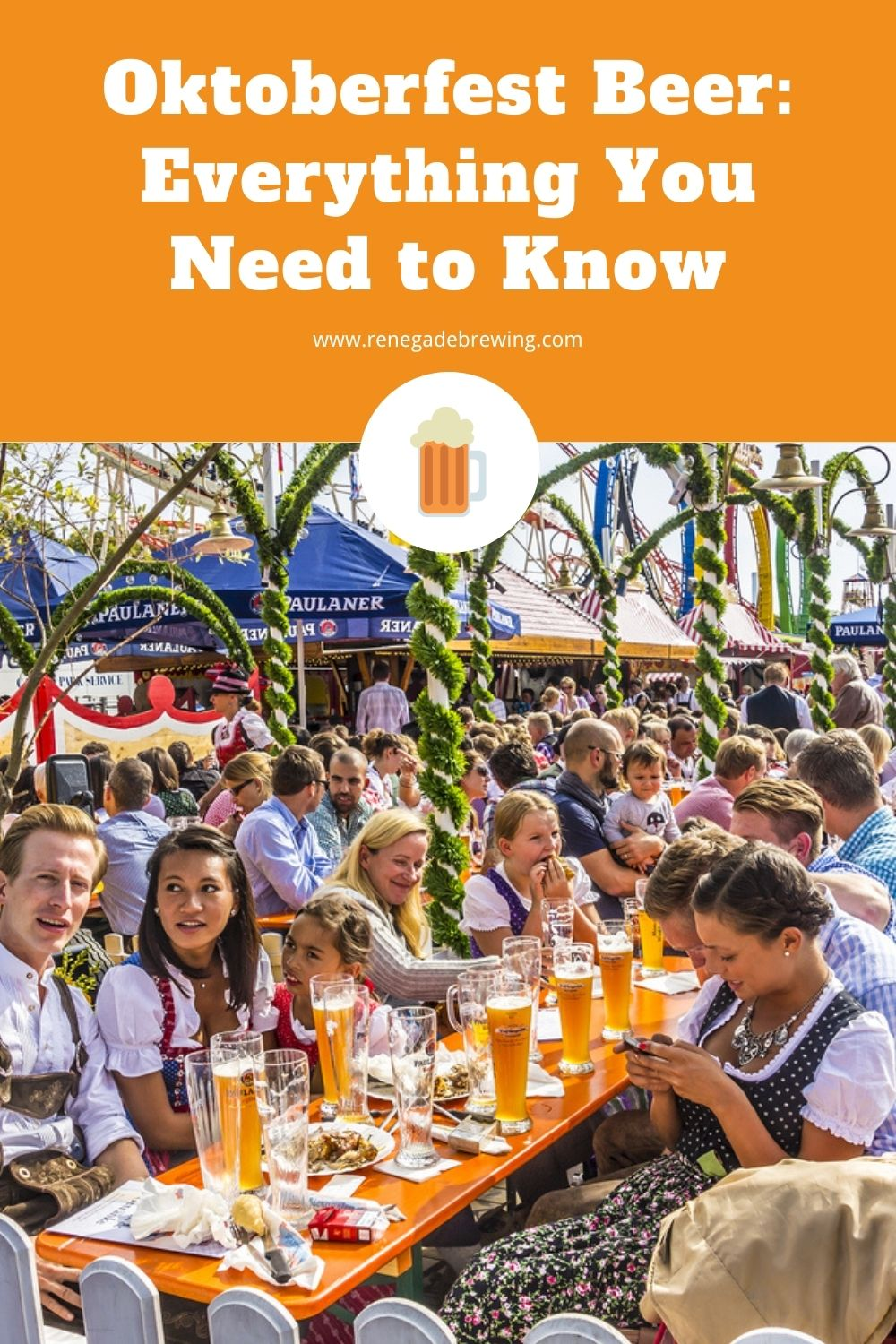 Oktoberfest Beer Everything You Need to Know 2
