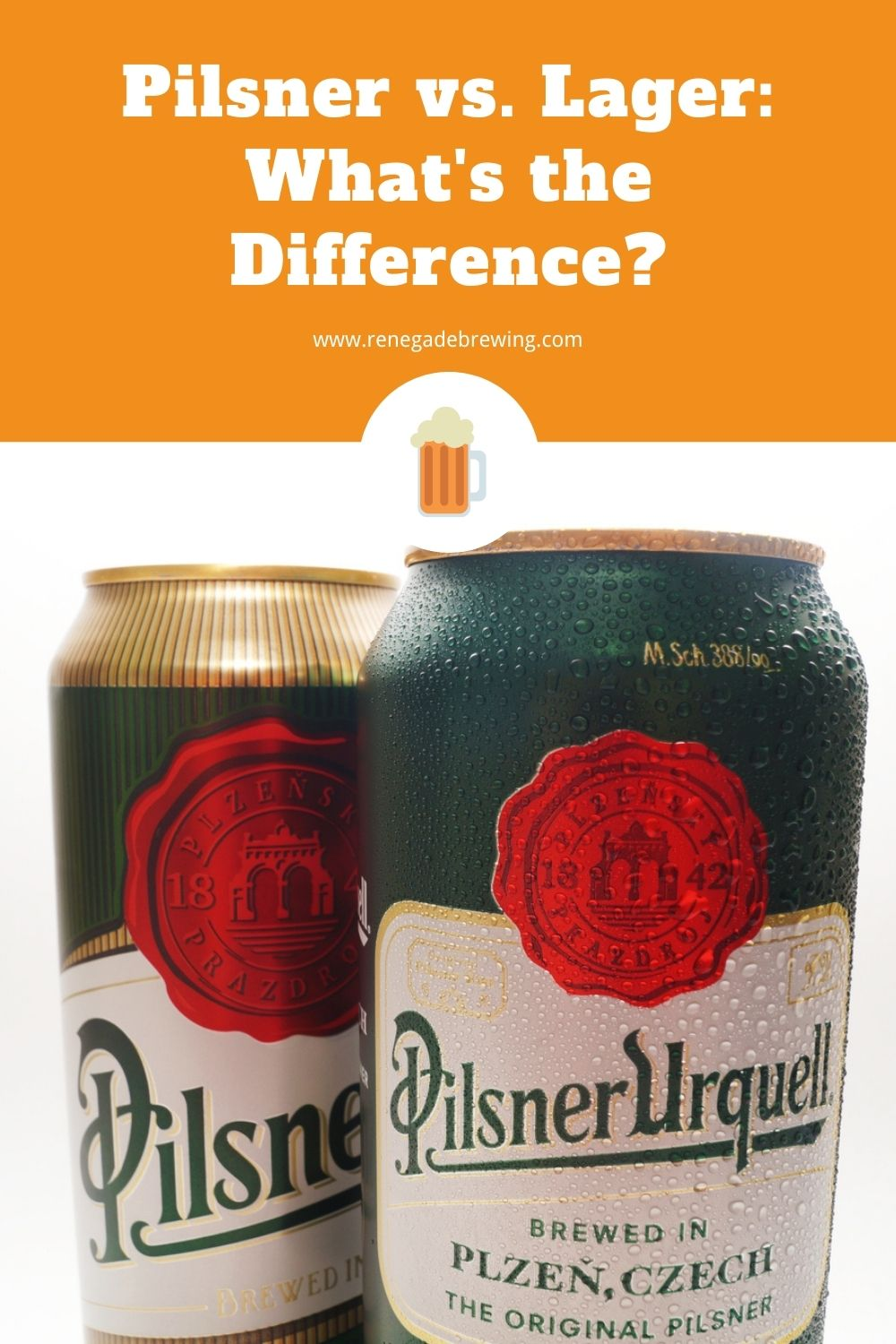 Pilsner vs. Lager What's the Difference 2