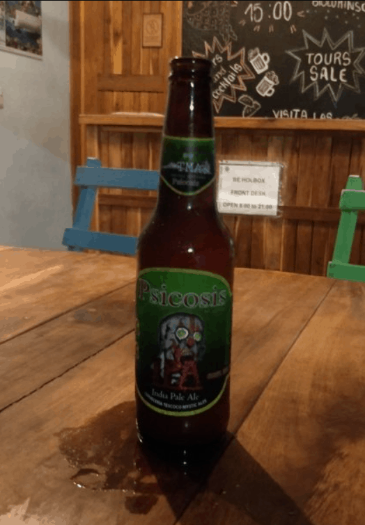 Psicosis Imperial IPA