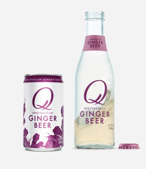 Q Mixer Ginger Beer