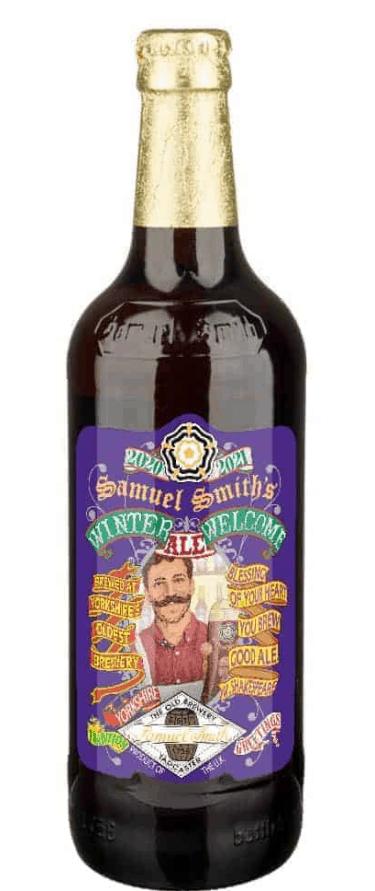 Sam Smith Winter Welcome Ale