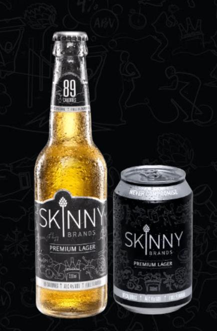 Skinny Brands Lager