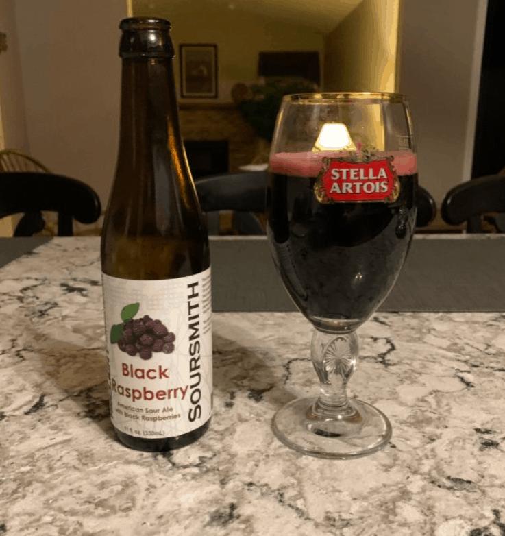 Soursmith Black Raspberry