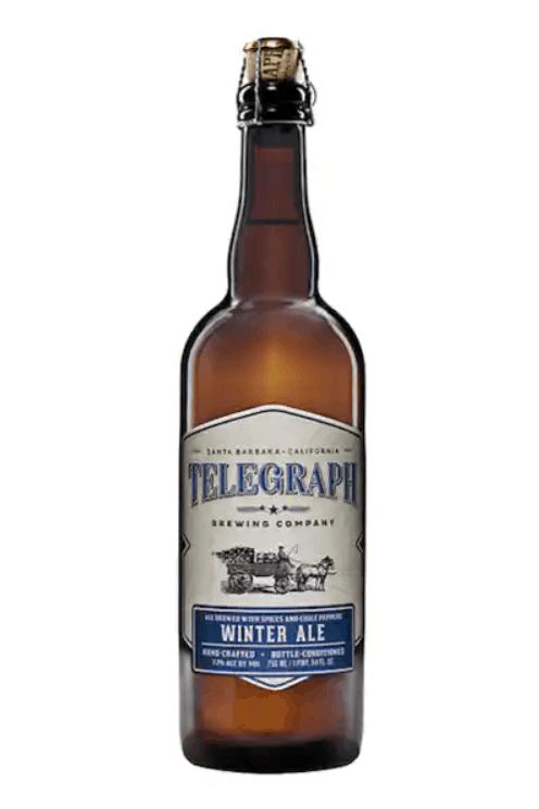 Telegraph Brewing Winter Ale