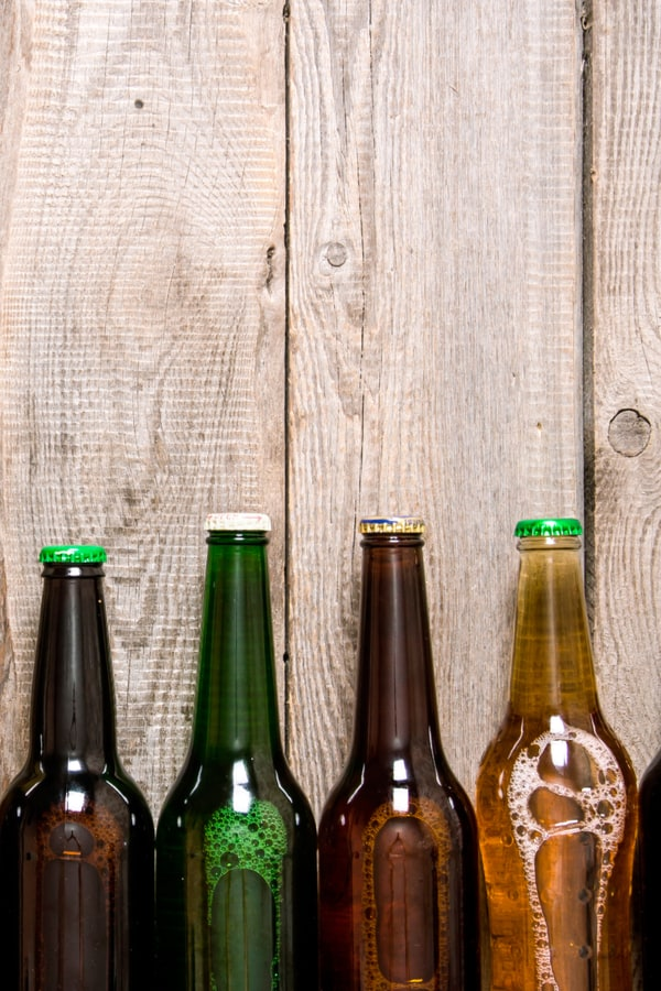 The Best Bottle Color and Material for Homebrewing