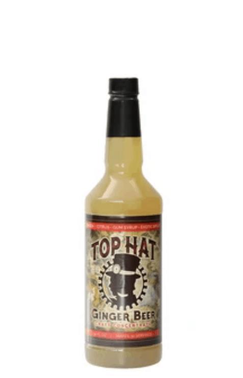 Top Hat Ginger Beer Syrup