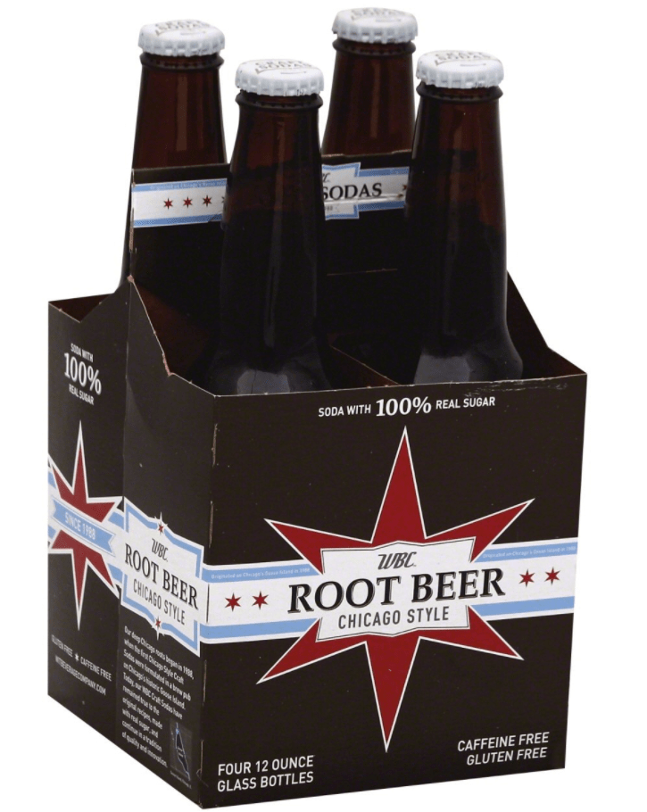 WBC Goose Island Root Beer