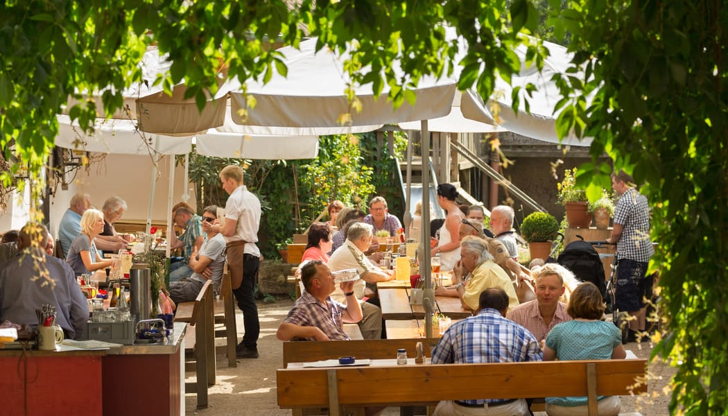What Is a Beer Garden Everyting You Need to Know