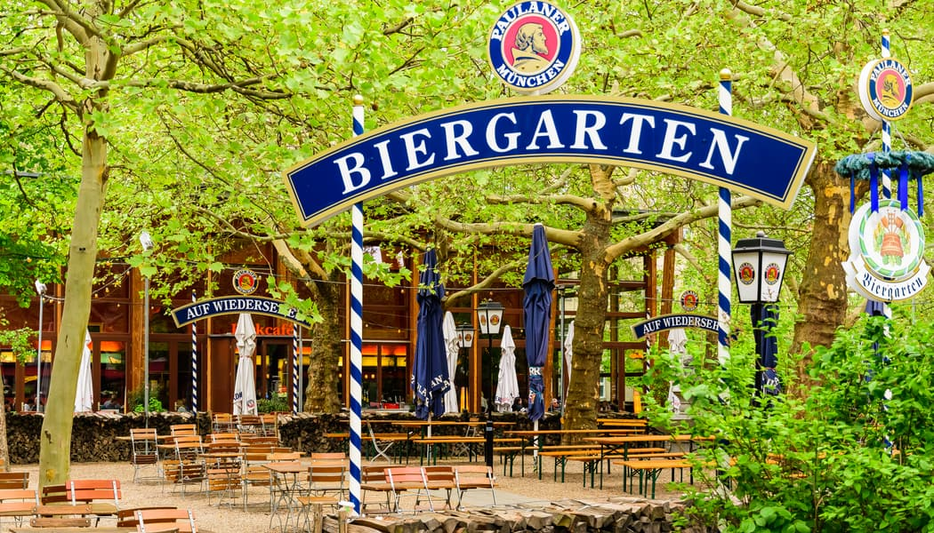 What Is a Beer Garden