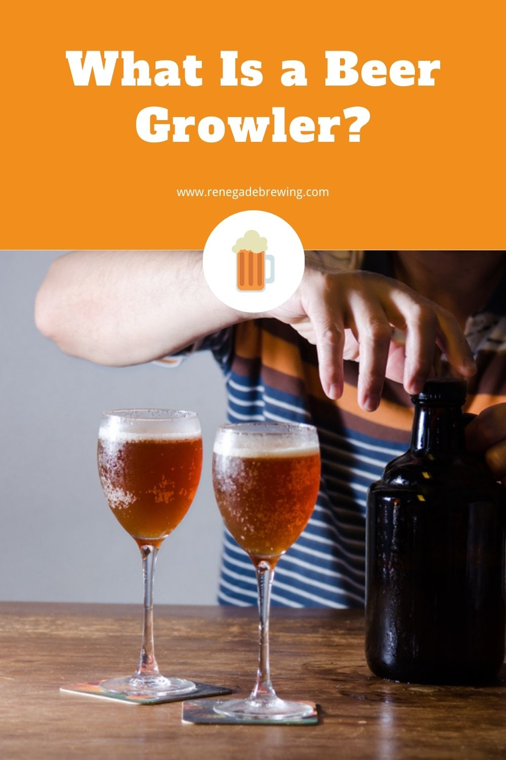 What Is a Beer Growler (History, Types & Size) 1