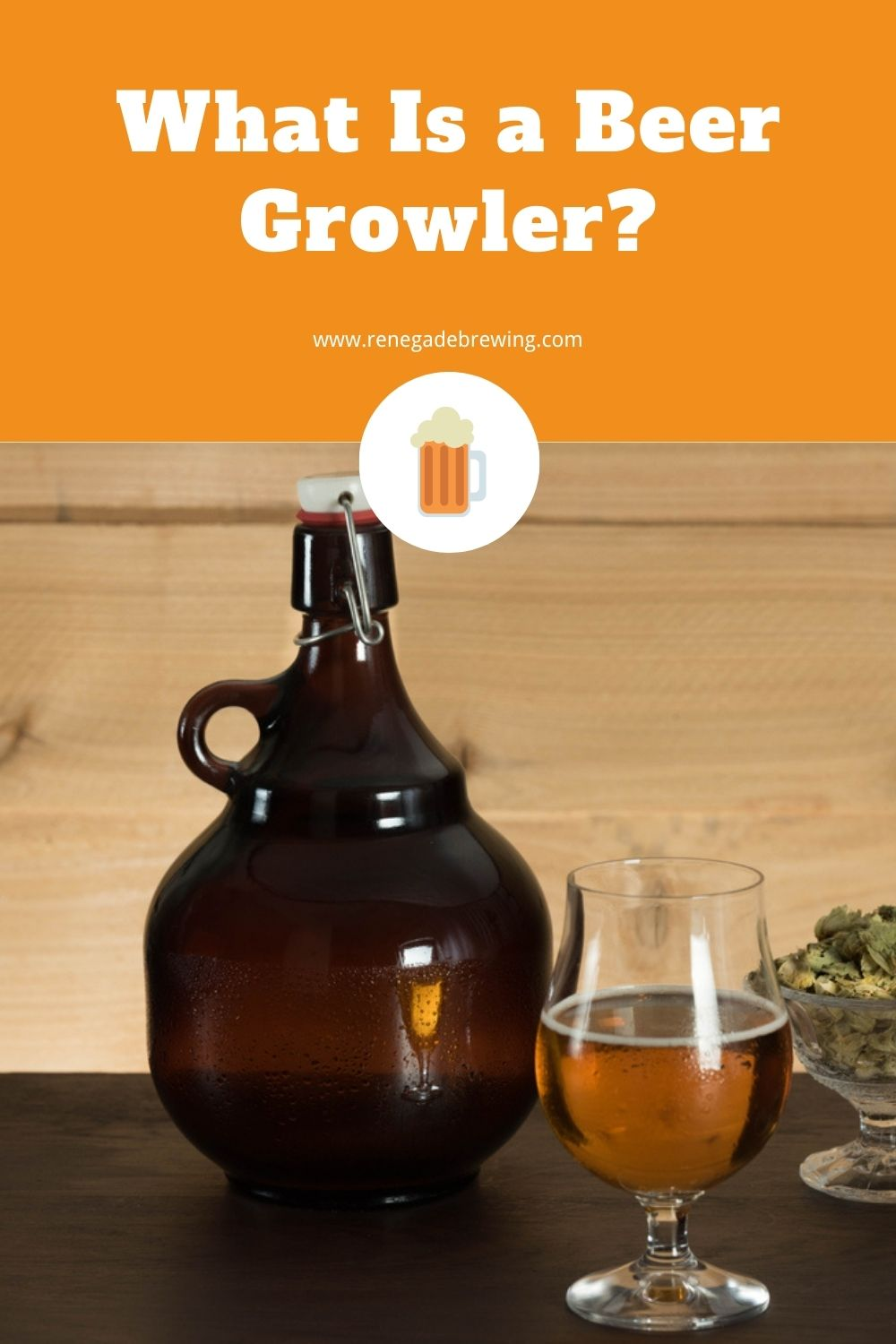What Is a Beer Growler (History, Types & Size) 2