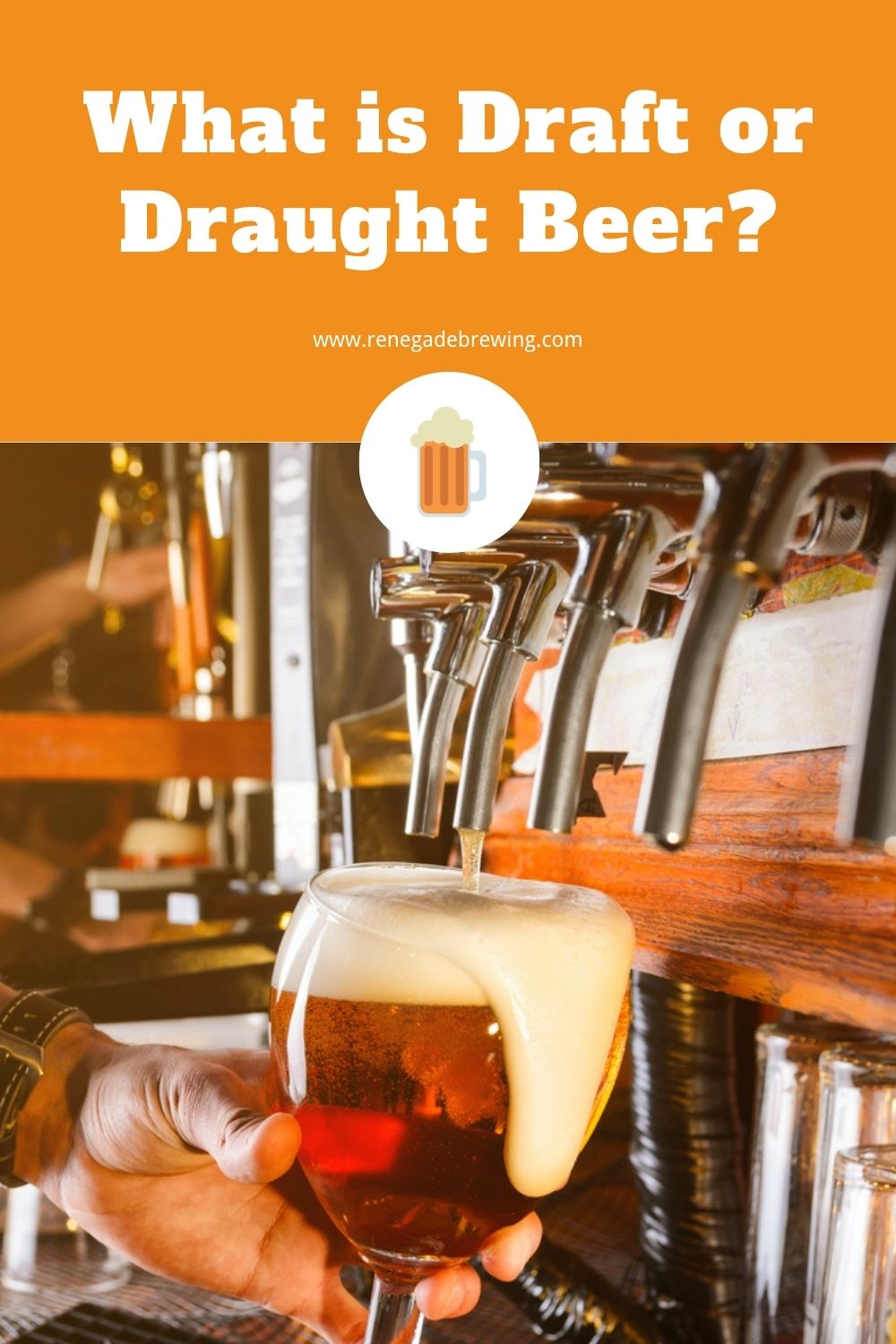 What is Draft or Draught Beer 1