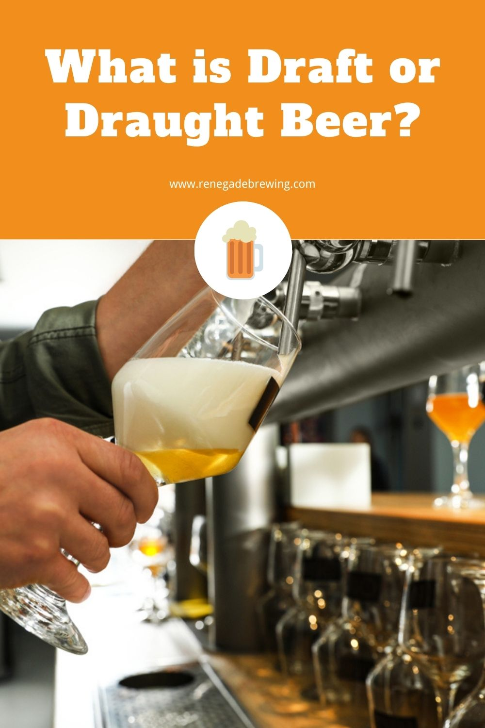 What is Draft or Draught Beer 2