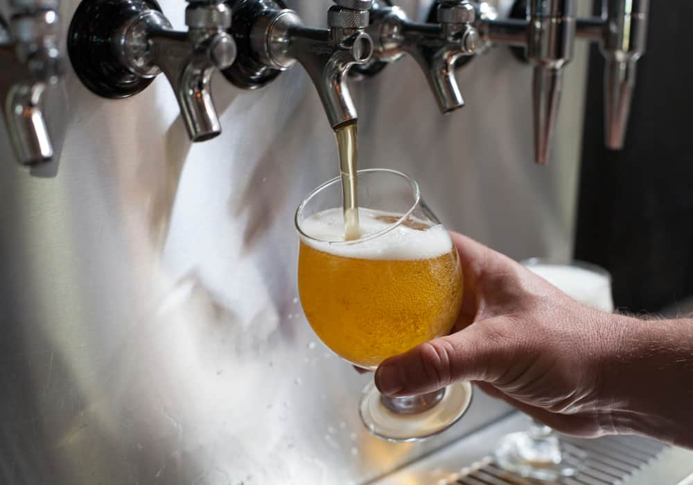 What is Draft or Draught Beer