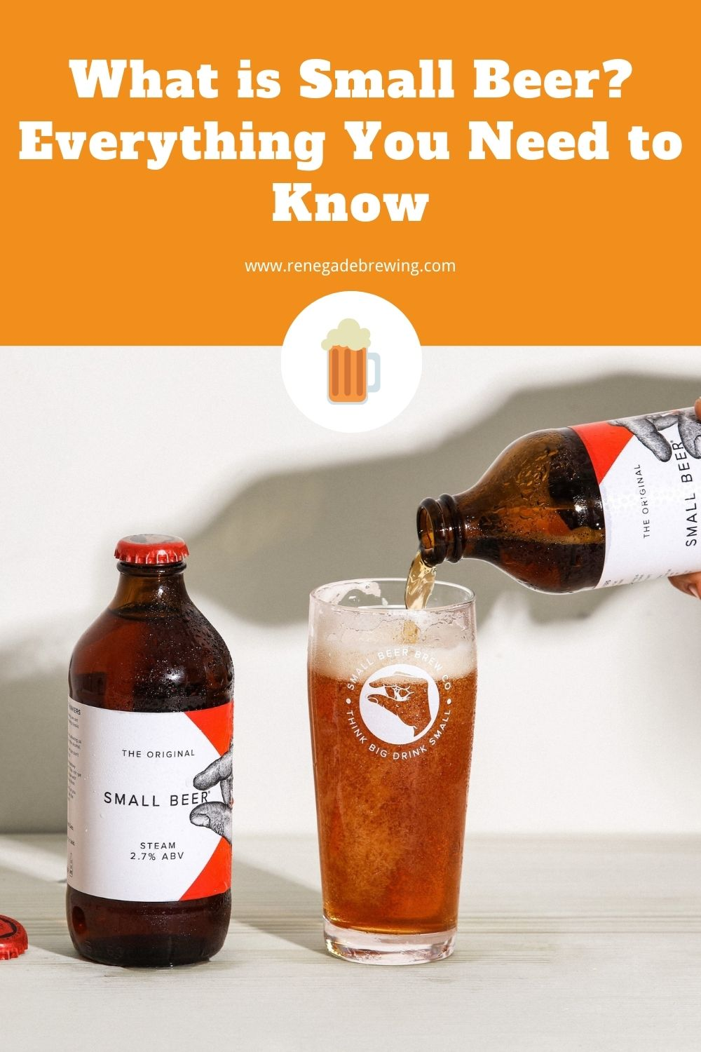 What is Small Beer Everything You Need to Know 1
